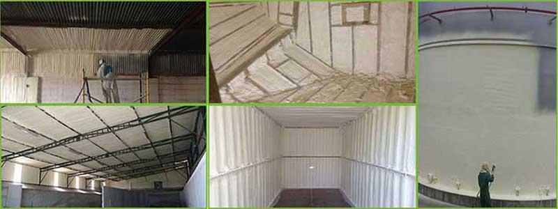 Closed Cell Spray Foam Insulation Dublin