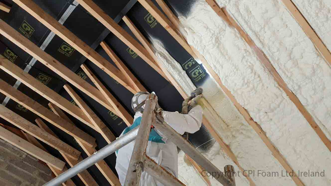 CPI Spray Foam Insulation