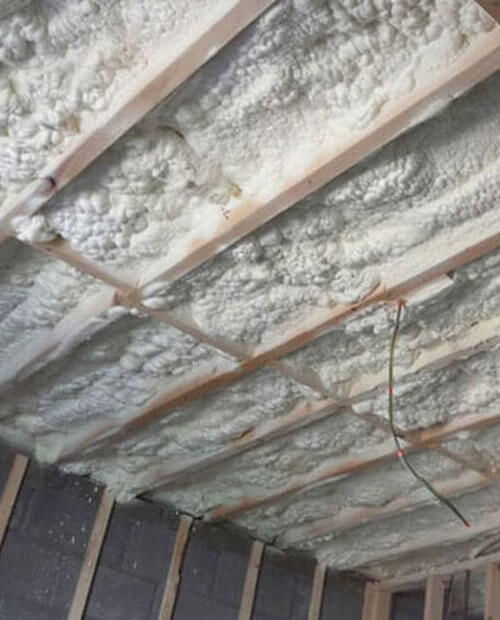 Roof Insulation Ireland Spray Foam