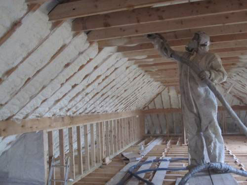 Breathable Foam Insulation