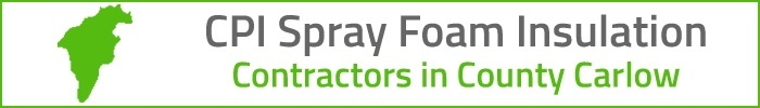 Carlow Spray Foam Insulation Cost