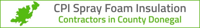 Spray Foam Insulation Donegal Home Insulation Contractors