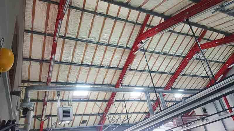 Spray Foam Insulation Ireland Nasi Certified Contractors Cpi