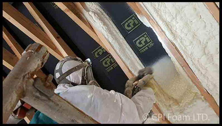 Open Cell Spray Foam Insulation