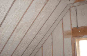 Spray Foam Insulation in Ireland